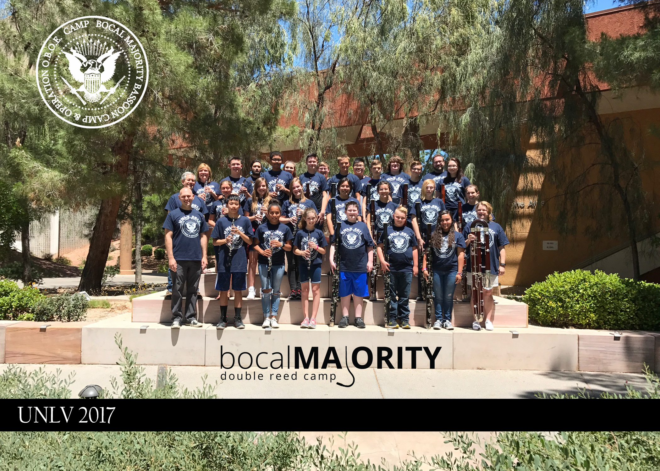 Las Vegas UNLV Camp 2017 – Bocal Majority Camps